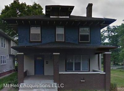 Indianapolis Single Family Home For Sale: 2951 North New Jersey Street