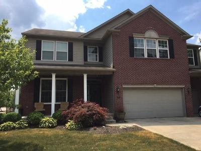 Fishers Single Family Home For Sale: 11161 Beardsley Way