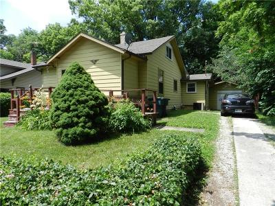 Delaware County Single Family Home For Sale: 217 South Cole Avenue