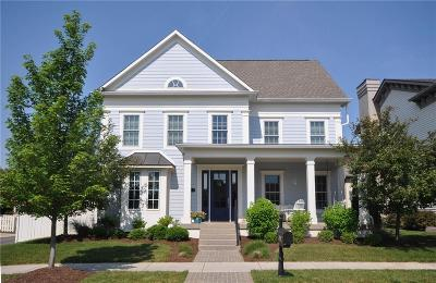 Carmel Single Family Home For Sale: 12876 Treaty Line Street