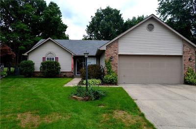 Westfield Single Family Home For Sale: 1509 Cherrywood Court