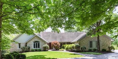 Indianapolis Single Family Home For Sale: 8585 Sargent Road