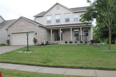 Indianapolis Single Family Home For Sale: 7050 Bel Moore Circle