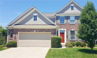 Carmel IN Single Family Home For Sale: $349,900