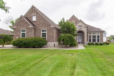 Arcadia, Cicero, Noblesville Single Family Home For Sale: 21697 Anchor Bay Drive