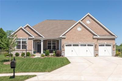 Indianapolis IN Single Family Home For Sale: $489,592