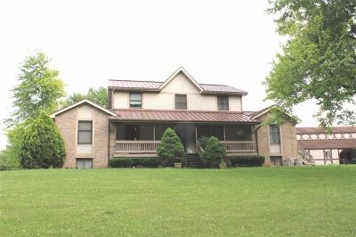 Single Family Home For Sale: 6681 West 900 South