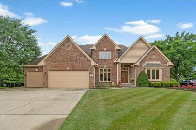 Greenwood Single Family Home For Sale: 875 Richart Lane