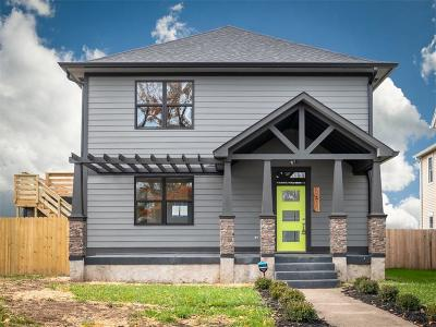 Single Family Home For Sale: 2502 Carrollton Avenue