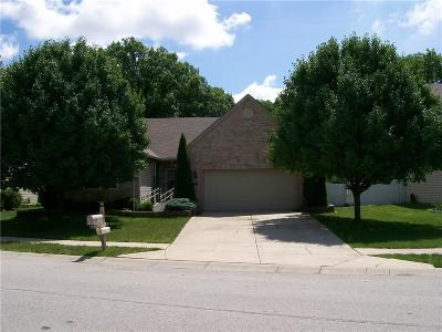 Indianapolis Single Family Home For Sale: 5151 Cedar Mill Lane