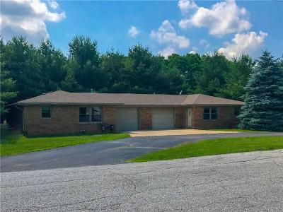 Henry County Multi Family Home For Sale: 8589 South Spiceland Road