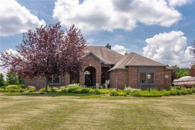Cicero Single Family Home For Sale: 1035 Bear Cub Drive