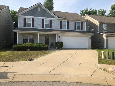Avon Single Family Home For Sale: 10282 New Dawn Place