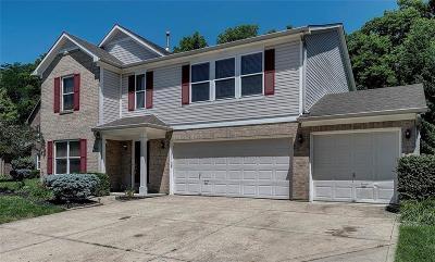Carmel Single Family Home For Sale: 9961 Maswa Court
