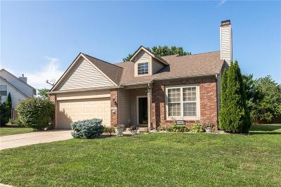 Greenwood Single Family Home For Sale: 4894 Oakton Way