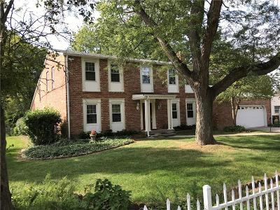 Greenwood Single Family Home For Sale: 922 Dreamy Street
