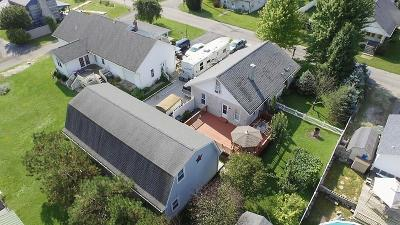 Waldron Single Family Home For Sale: 402 East Grant Street