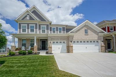 Carmel Single Family Home For Sale: 14915 West Black Wolf Run Drive