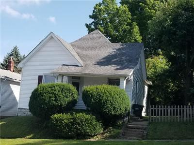Decatur County Single Family Home For Sale: 315 East Washington Street