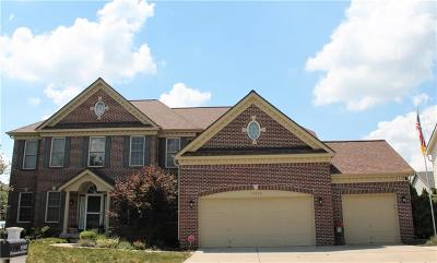 Westfield Single Family Home For Sale: 15502 Declaration Drive