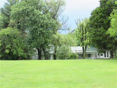 Owen County Single Family Home For Sale: 1276 Concord Road