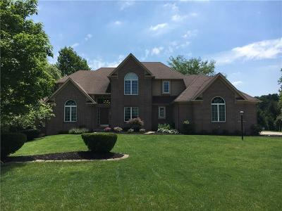 Carmel Single Family Home For Sale: 14379 Salem Drive E