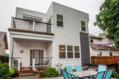 Single Family Home For Sale: 1433 East 11th Street