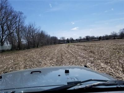 Madison County Residential Lots & Land For Sale: East 600 N