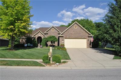 Greenwood Single Family Home For Sale: 343 Keeneland Lane