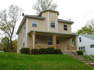 Irvington Single Family Home For Sale: 120 South Spencer Avenue