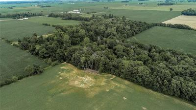 Clinton County Residential Lots & Land For Sale: Off County Road 100 N