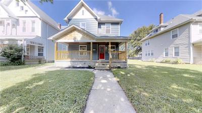 Single Family Home For Sale: 2134 Carrollton Avenue