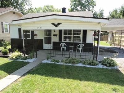 Anderson Single Family Home For Sale: 1421 Drexel Drive