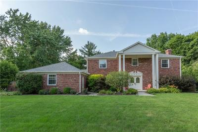 Single Family Home For Sale: 1150 Chessington Road