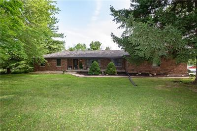 Danville Single Family Home For Sale: 3002 East County Road 100 N