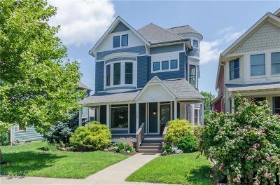Single Family Home For Sale: 1529 Carrollton Avenue