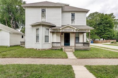 Noblesville Single Family Home For Sale: 1394 Wayne Street