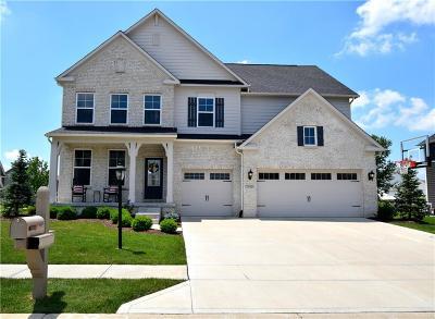 Avon Single Family Home For Sale: 7892 Rock Creek