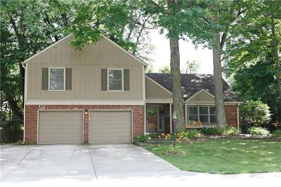 Noblesville Single Family Home For Sale: 6433 Buttonwood Drive