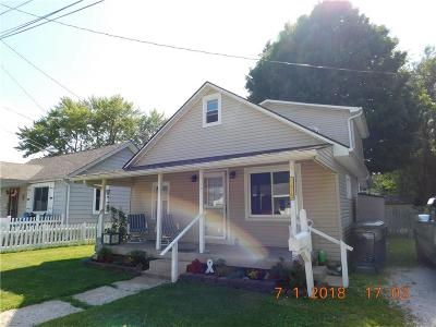 Anderson Single Family Home For Sale: 415 McCullen Street