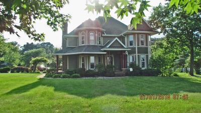 Montgomery County Single Family Home For Sale: 1601 North 175 West
