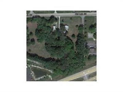 Avon Commercial Lots & Land For Sale: 5437 East Main Street