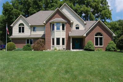 Plainfield, Plainflied Single Family Home For Sale: 7238 Hawthorne Drive