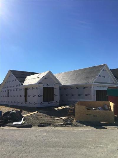 Brownsburg Single Family Home For Sale: 6739 Fox Club Lane