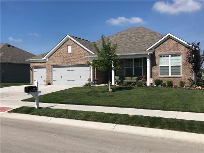 Brownsburg Single Family Home For Sale: 6526 Flat Ridge Lane