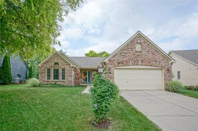 Fishers Single Family Home For Sale: 7247 Wolffe Drive