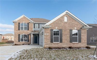 Westfield Single Family Home For Sale: 922 Burgess Hill Pass