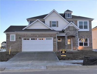 Westfield Single Family Home For Sale: 897 Parker Lane