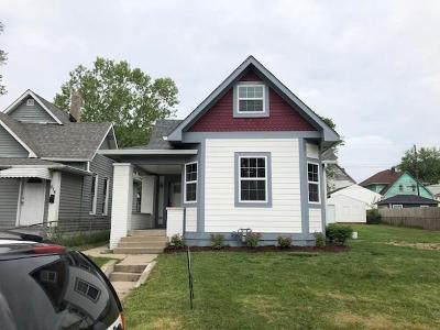 Single Family Home For Sale: 622 Weghorst Street