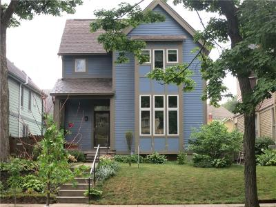 Single Family Home For Sale: 2008 North New Jersey Street